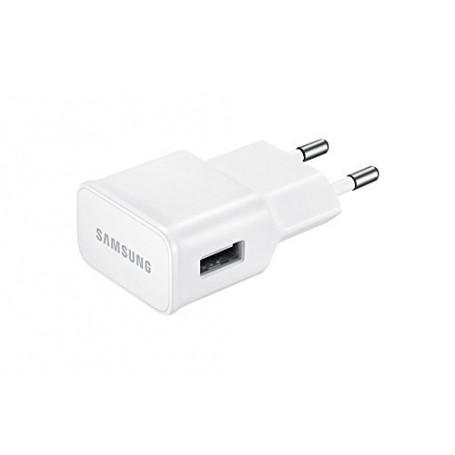 Cargador Samsung EP-TA20EWE + Cable ECB-DU4EWE (Micro USB)