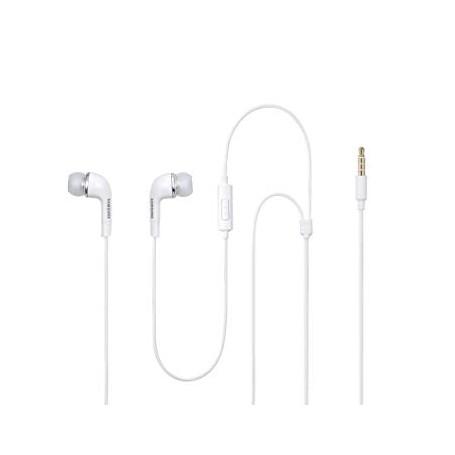 Auriculares Samsung EHS 64 Blanco