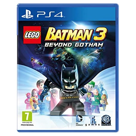 LEGO: Batman 3
