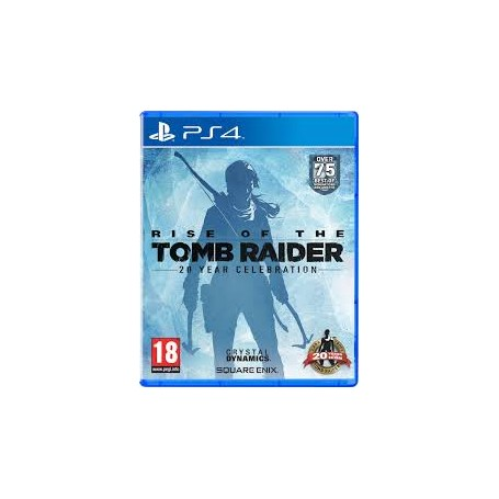 Rise of Tomb Raider: 20 Aniversario