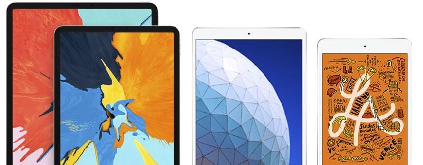 iPad reacondicionados
